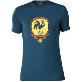 Mavic French Brand maglietta a maniche corte Uomo blu